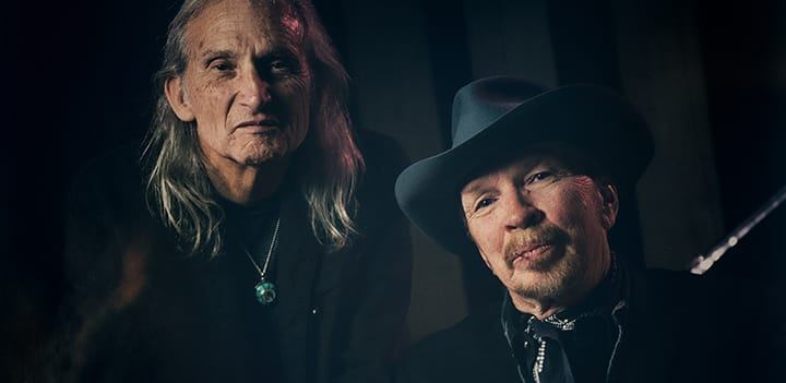 Dave Alvin and Jimmie Dale Gilmore Image