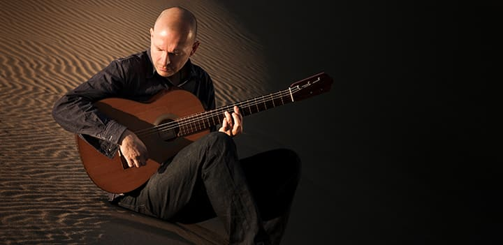 Ottmar Liebert with Luna Negra Image