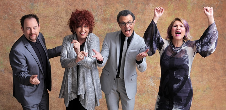 The Manhattan Transfer Image