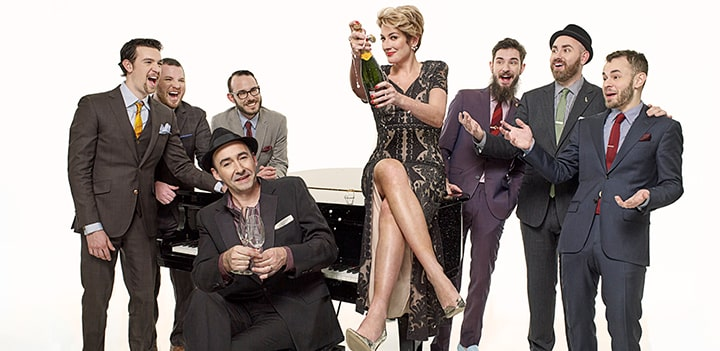 The Hot Sardines Image
