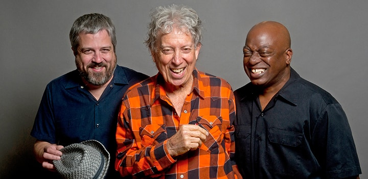 Elvin Bishop Trio Image