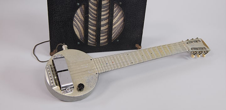 1934 Rickenbacker A22 Electric Hawaiian Guitar Image
