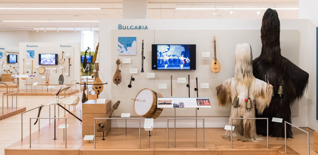 Bulgaria Exhibit Image